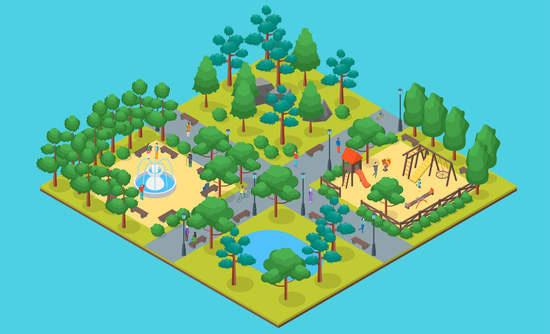 como se forma un ecosistema