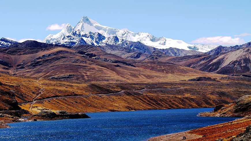 ecosistema montañoso